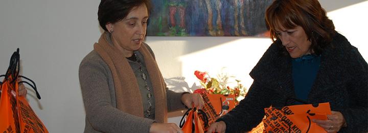 Associação Têxtil e Vestuário de Portugal oferece roupas e lençóis a instituições de Barcelos