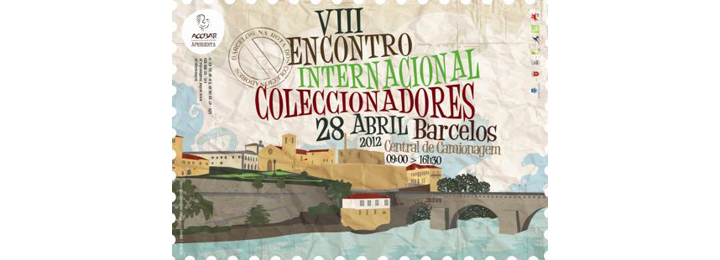 Encontro internacional de colecionadores em Barcelos