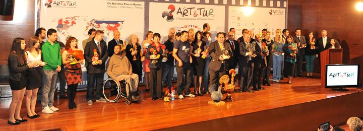 Barcelos despediu-se da 5.ª edição do Festival Internacional de Filmes de Turismo