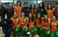 equipa de sub14 femininos do bcb é campeã distr...