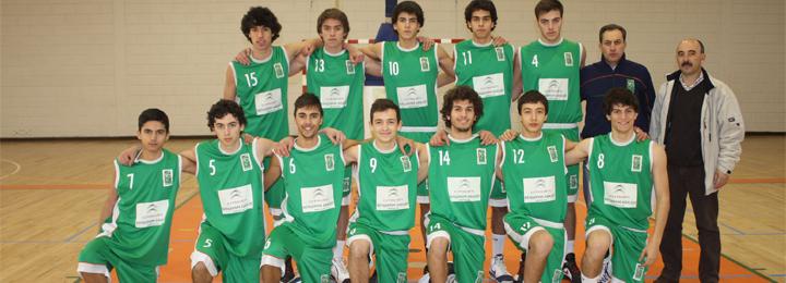 Sub-18 masculinos do BCB são campeões distritais