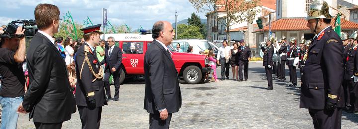 Bombeiros de Barcelinhos comemoraram 91.º aniversário