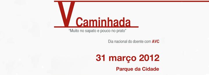 Caminhada assinala Dia Nacional do Doente com AVC