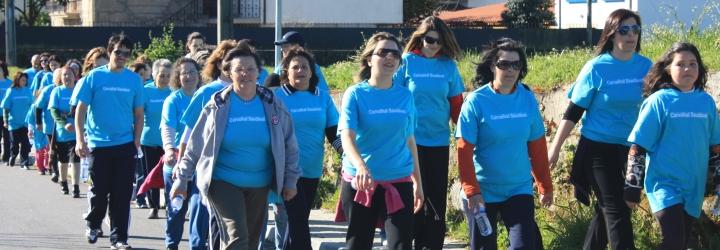 Caminhada Barcelos Saudável em Carvalhal