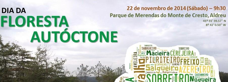 Município promove ação de reflorestação com espécies autóctones em Aldreu