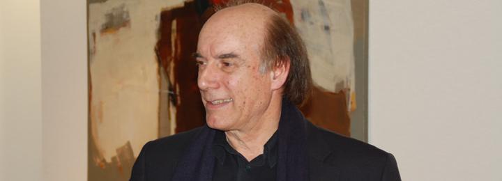 Exposição de Benvindo de Carvalho na Galeria Municipal de Arte