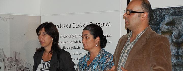 Exposição sobre a implantação da Casa de Bragança em Barcelos e na região