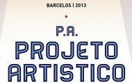 inscrições para a segunda fase do projeto artís...