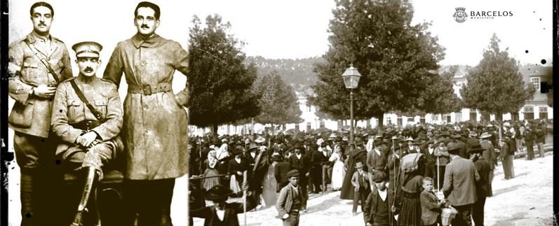 Câmara Municipal de Barcelos publica livro sobre a I Guerra Mundial