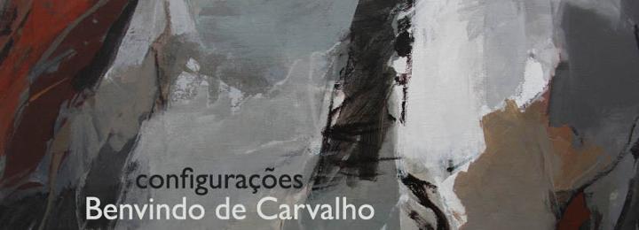Benvindo de Carvalho expõe na Galeria Municipal de Arte