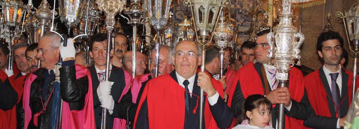 Tradição e inovação na Festa das Cruzes de 2012