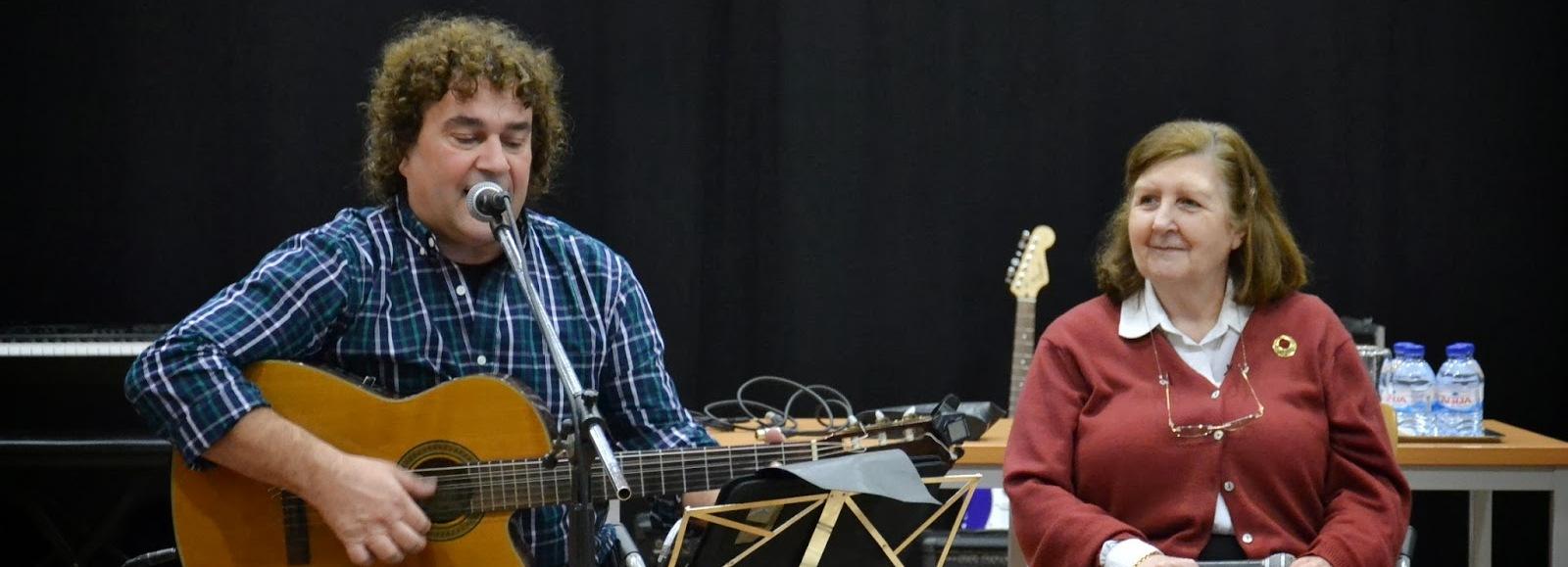 Escritora Luísa Ducla Soares e músico Daniel Completo em Barcelos nos dias 19 e 20 de fevereiro