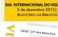 dia internacional do voluntariado comemorado em...