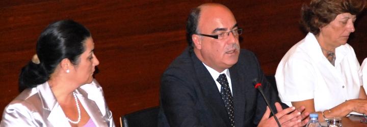 Miguel Costa Gomes reafirma a prioridade da educação