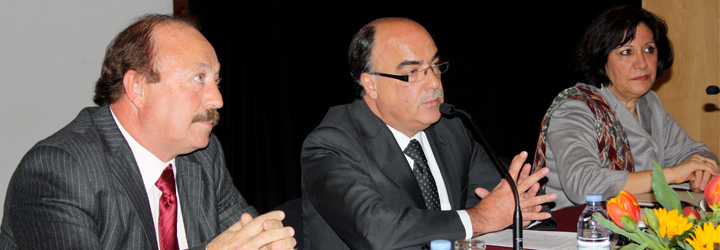 Miguel Costa Gomes abriu I Encontro de Bibliotecas Escolares de Barcelos