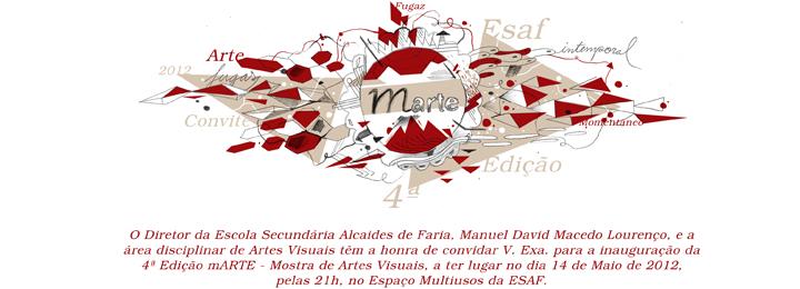 Escola Alcaides de Faria acolhe 4.ª edição do mARTE