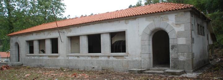EMEC e Junta de Abade de Neiva restauram antiga escola primária