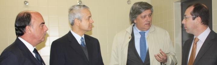 Presidente do Município de Barcelos e Secretário de Estado inauguraram requalificação da Escola Secundária Alcaides Faria