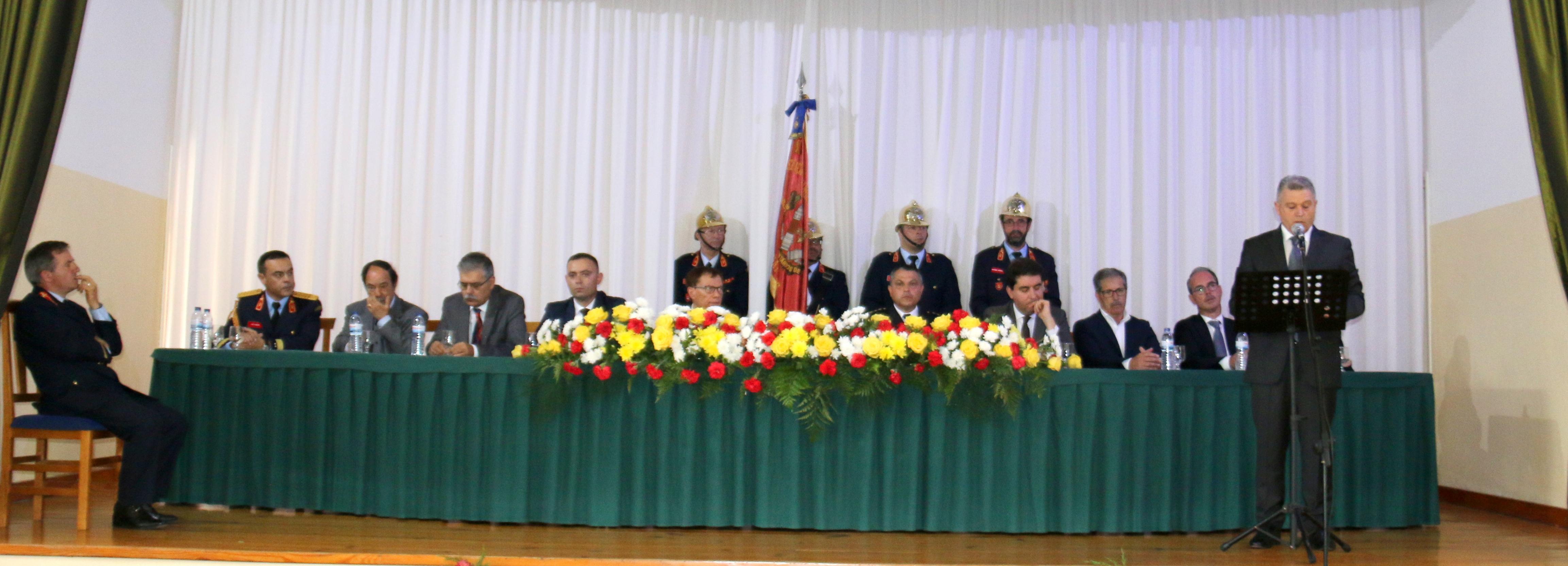 José Manuel Pereira tomou posse como Comandante da corporação de Viatodos