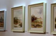 exposição de pintura de irmã gabriela na galeri...