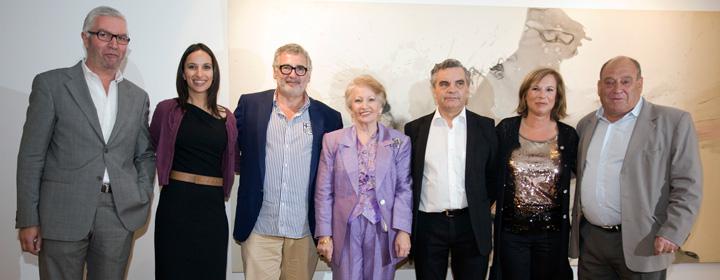 Galeria Municipal de Arte de Barcelos expõe trabalhos de Gracinda Candeias – exposição lembra Rosa Ramalho