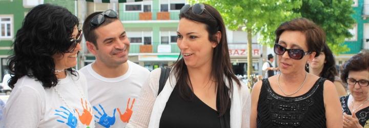 Fernanda Freitas encerrou a Semana do Voluntariado de Barcelos