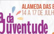 Juventude marca presença na Alameda das Barrocas, de 14 a 17 de julho