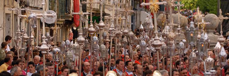 Milhares de visitantes vibraram com a Festa das Cruzes 2010