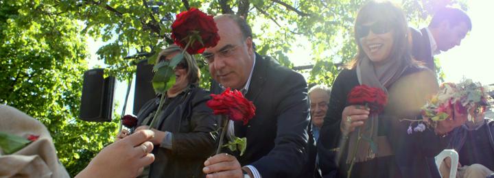 Alegria da Batalha das Flores em todas as iniciativas da Festa das Cruzes