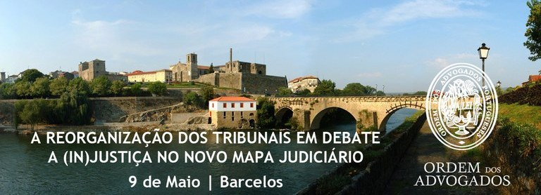 Novo mapa judiciário em debate no Auditório da Câmara Municipal