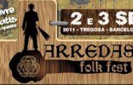 arredas folk fest 2011: dias 2 e 3 de setembro ...