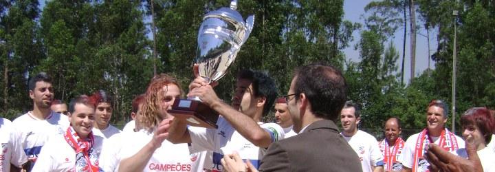 Fonte Coberta venceu Campeonato da 2ª Divisão de Futebol Popular