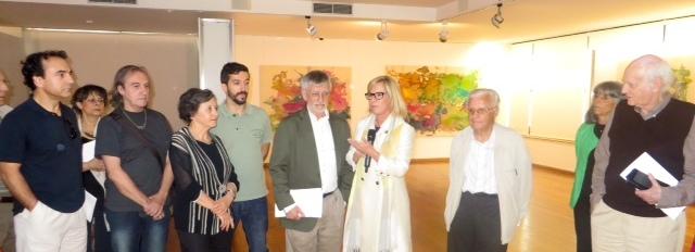 """Exposição """"Gerações"""" na Galeria Municipal de Arte"""