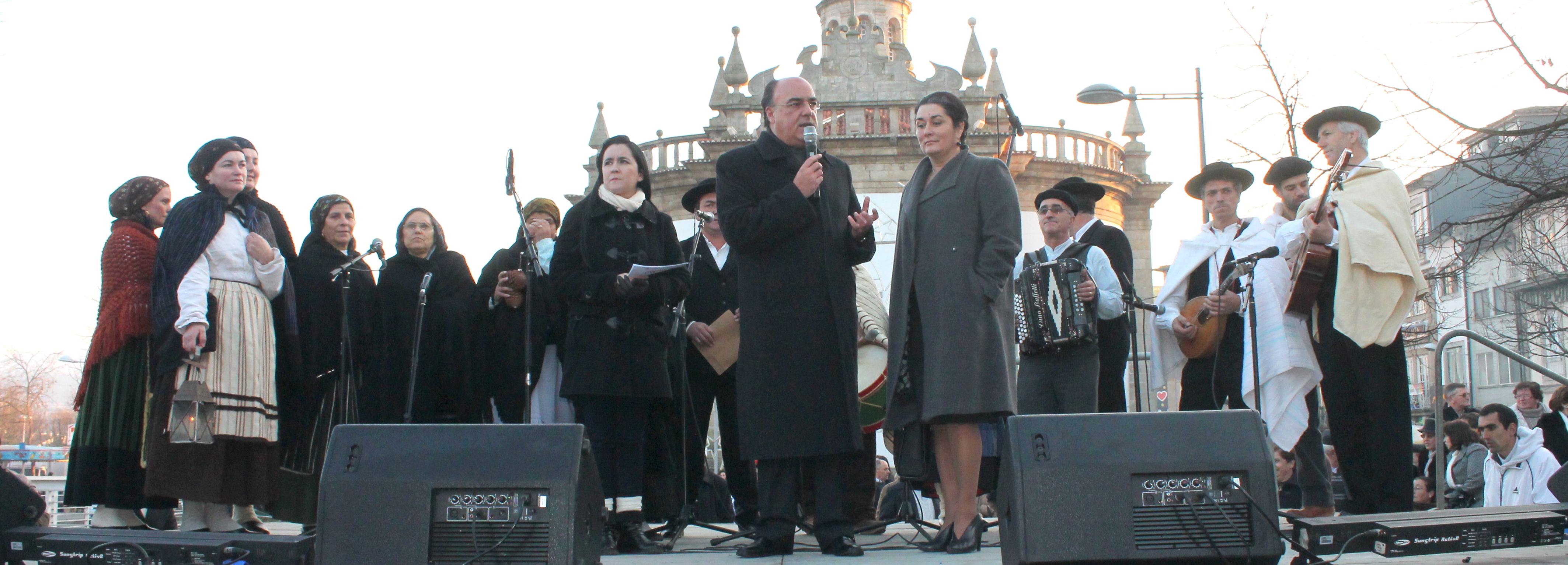 Cantares dos Reis juntou milhares na Avenida da Liberdade