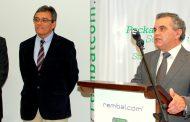 vice-presidente da câmara na inauguração das no...