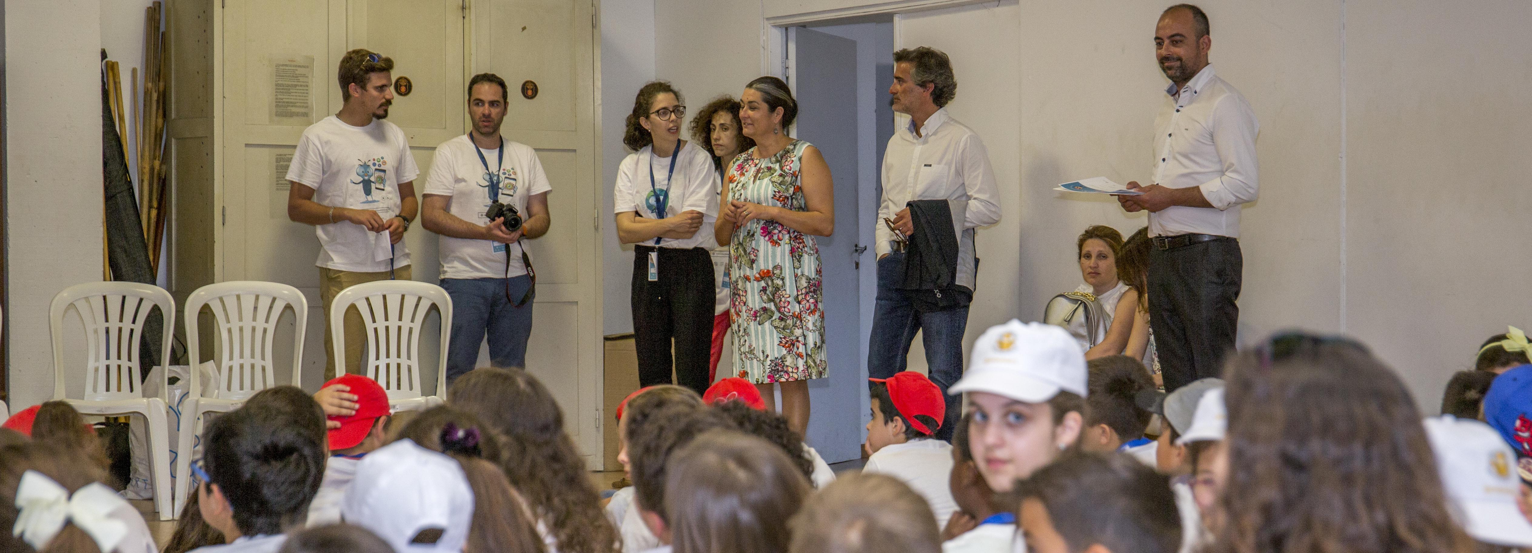 100 alunos exploraram o Centro Histórico de Barcelos