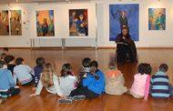 alunos de escolas de barcelos visitam exposição...