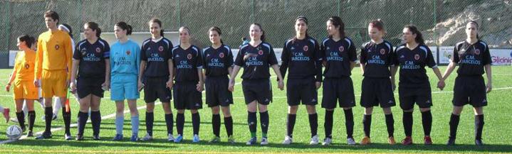Futebol feminino da Casa do Povo de Martim à frente na 1.ª fase do Campeonato