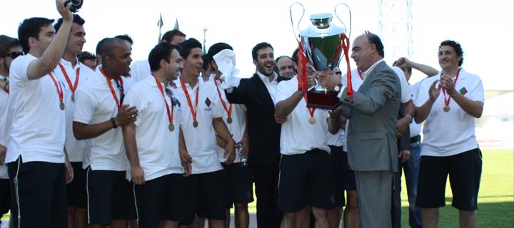 Futebol Popular fez a festa no Estádio Cidade de Barcelos