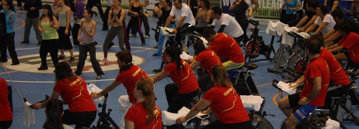 Centenas de participantes na terceira edição do Galofit