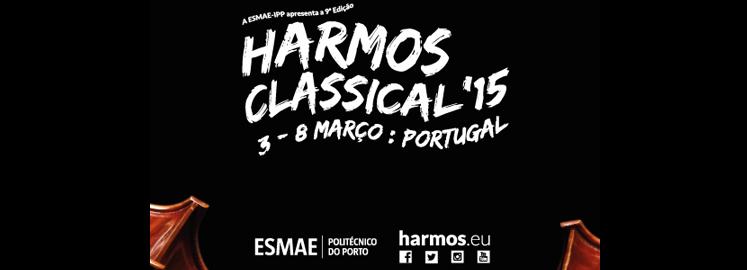 Harmos Festival de volta a Barcelos