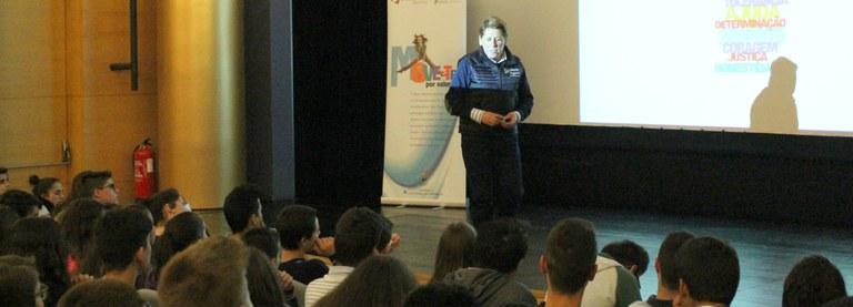 Centenas de crianças e jovens participaram em programa de sensibilização para comportamentos de risco