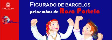 O Figurado de Barcelos, pelas mãos de Rosa Portela
