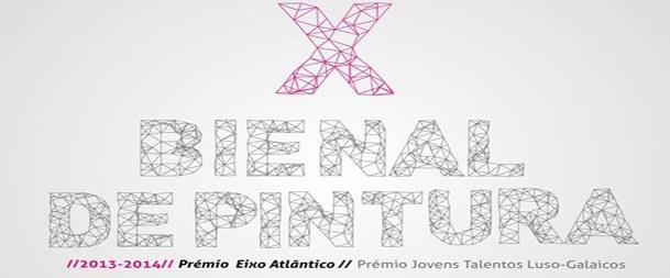 Inauguração da X Bienal de Pintura do Eixo Atlântico
