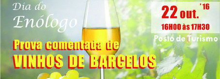 Município de Barcelos celebra Dia do Enólogo