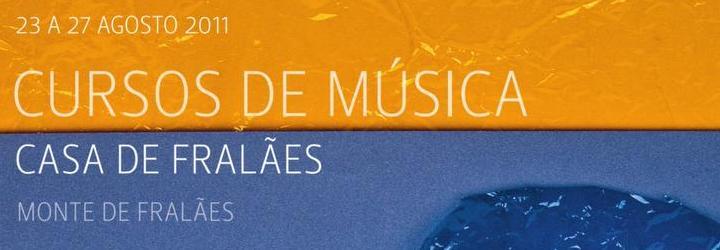 Salão Nobre acolhe recital dos cursos de música da Casa de Fralães