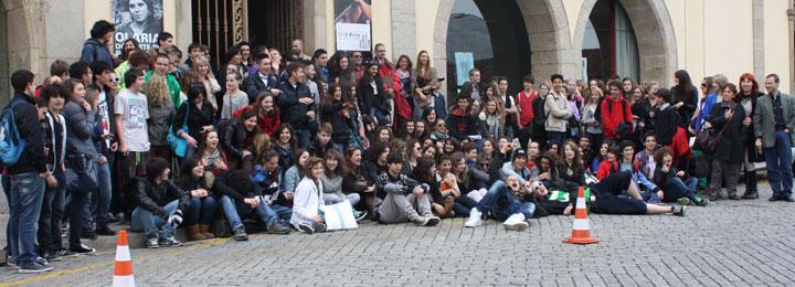Intercâmbio escolar traz dezenas de jovens de vários países a Barcelos