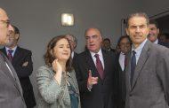 Presidente da Câmara e Ministro da Ciência na inauguração da biblioteca do IPCA
