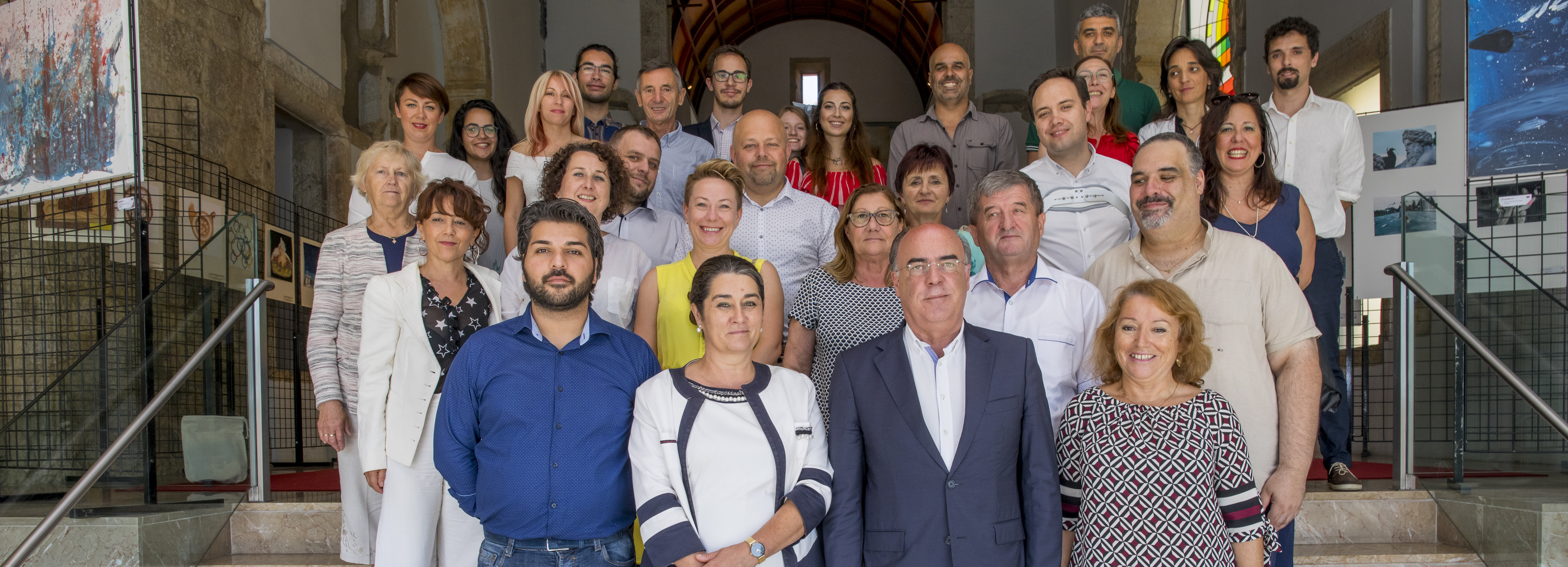 Programa europeu coordenado por Barcelos pode vir a ser modelo noutros países