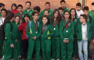 judo da associação desportiva e cultural de man...